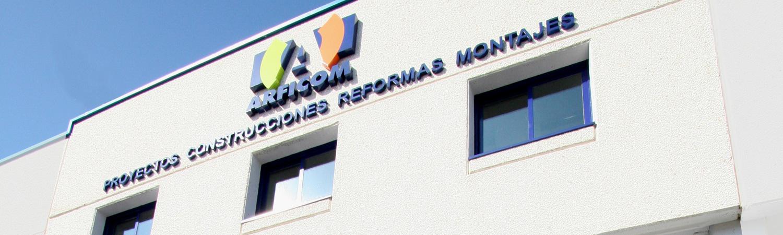 Empresa constructora en Madrid