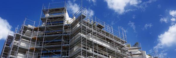 rehabilitación de edificios y obra nueva