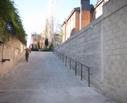 Rehabilitación Muro