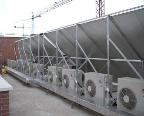 Instalación de Climatización Industrial