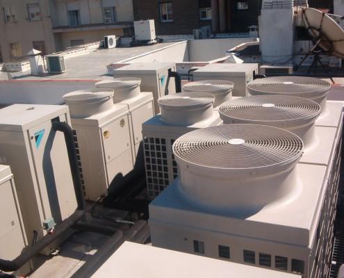 Instalaciones térmicas de Edificios
