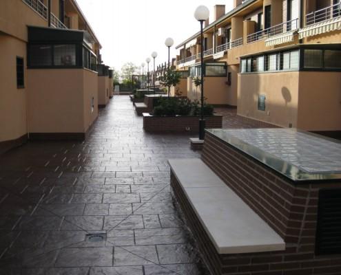 rehabilitación de zonas comunes madrid